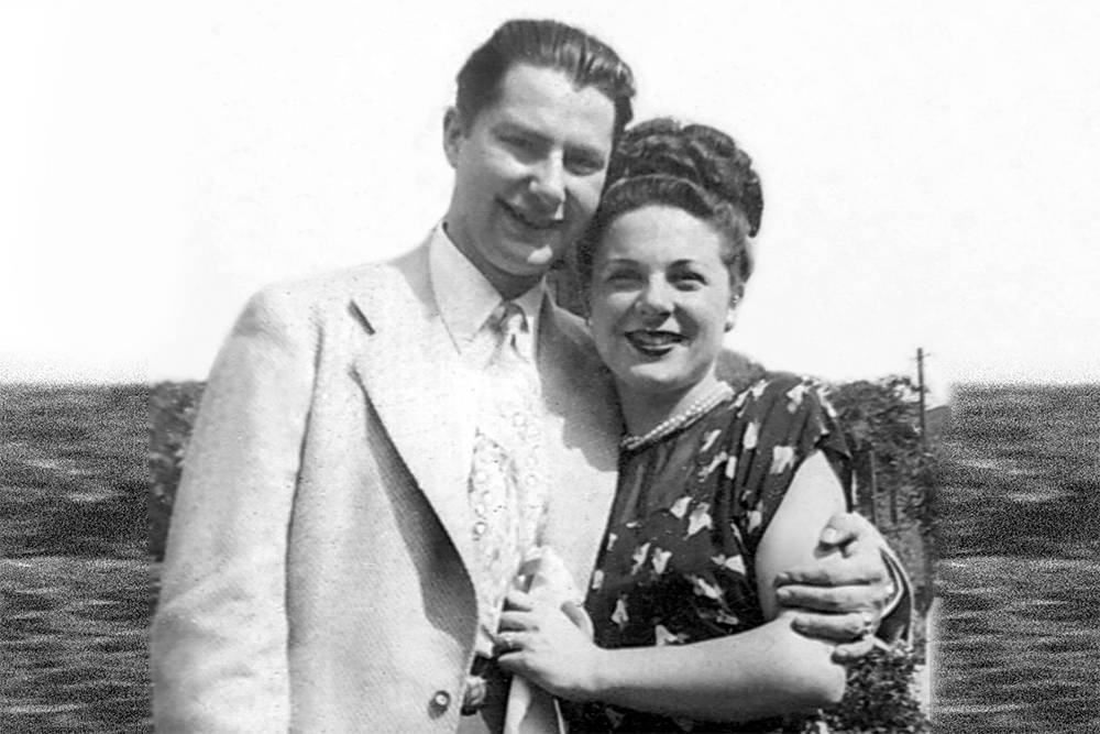 Mel & Betty Paull, c. 1950s